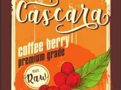 cascara coffee berry fruit